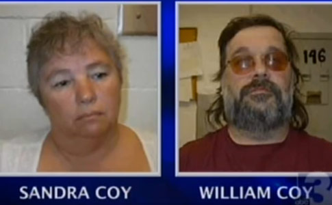 Sandra Coy and William Coy