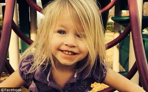 Braelynn Coulter killed by family pit bull in high point, north carolina