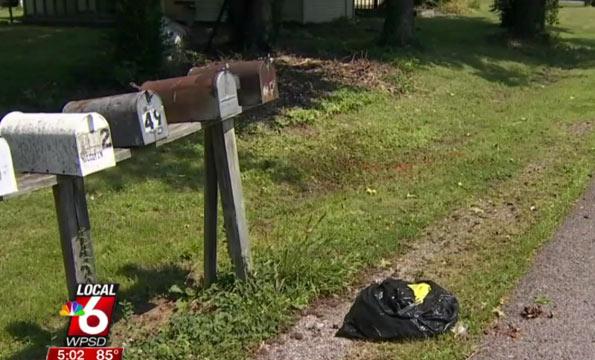 pit bulls kill man Gilbertsville