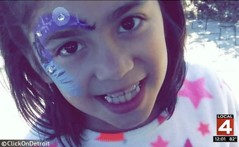 Emma Hernandez - girl killed by pit bulls detroit