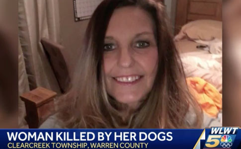 rescue great danes kill owner in warren county Ohio
