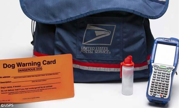 vicious dog dispute, united states postal service