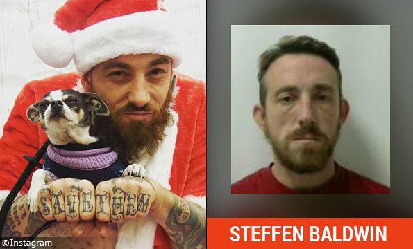 steffen Baldwin arrested mug shot