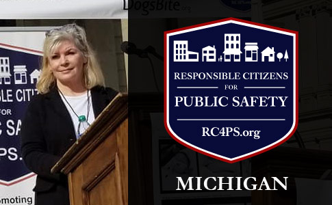 Ann Marie Rogers of Responsible Citizens for Public Safety