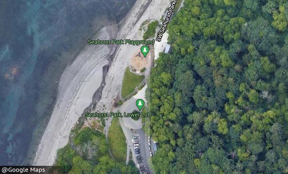 seahurst park lower lot