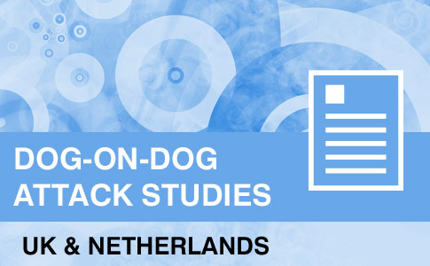 dog-on-dog attacks studies
